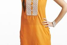Stylish Naari Kurtis / Desi elements intermingle with contemporary styles giving birth to Naari.