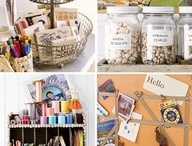 House decor/craft rooms / by Lori Wolfe