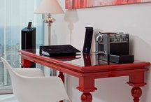 Color Palette - Red / Red in interior design, ideas about red in nature et al