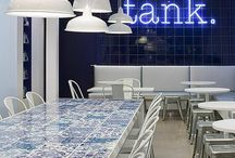restaurants / inspirational spaces for public/commercial use