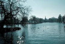 London/Stratford januari 2014