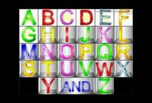 Alphabet / by Penne Wheeler