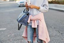 Winter Street Style 2015 / Everyday fashion inspiration for the coming winter.