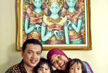 Family - Famille - Familia - Famiglia - Keluarga / All about family