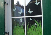 výzdoba okien