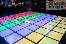 Night Fever Dance Floors / Our Funky Night Fever Dance Floor