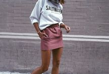 Sporty chic/Athleisure