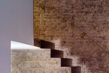 interior brick architecture