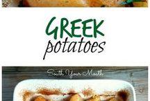 Greek Themed  Entertaining