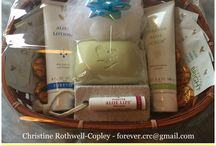 Christmas Gifts / A selection of Christmas Gift packs that can be made to order and tailored to suit any price bracket required