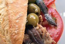 Salado y más / Combinaciones sabrosas de alimentos