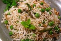 Rice Recipes for Rice Lovers / These vegetarian and vegan rice recipes are great as one-dish meals or as part of an elaborate lunch or dinner. Give them a try.