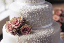 wedding // cake