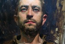contemporary portrait process