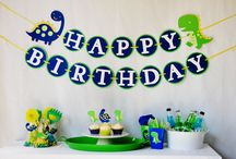 Deklan's First Birthday!