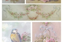 shabby chic / by Connie Smith