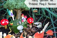 Fairies & Fairy Gardens / Fairy dust & magic found here! / by Craft Project Ideas