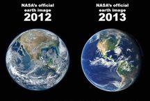 Real earth / Flat earth vs globe earth