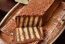 Торты и десерты без выпечки