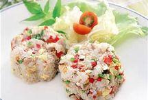 Comida sana y ligera / Comer sano es una necesidad para los alumnos adolescentes.