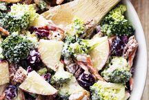 Salads / by Nancy Simpson