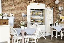 Tea room inspiration