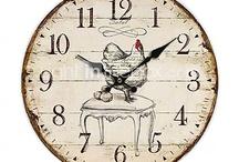 Clocks / by Beautiful Things