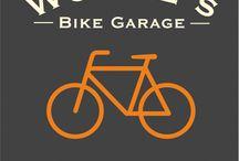 Wookie's Bike Garage / Bicycle Shop and much, much more...  #mountainbike #vintagemountainbike #cyclechic #cruiser #city #style #singlespeed #fixed #bydgoszcz #bicycleshop