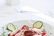 Greek Tastes- Pyrgos Restaurant / Tasteful creations from Pyrgos Restaurant in Santorini