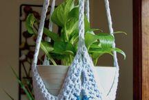 Hang plant houers hekel