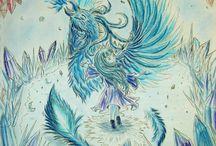 TWoM: Farrvaarh-like / The blue haired braid maiden.