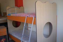 ΚΟΥΚΕΤΕΣ / Κουκέτες για παιδικό δωμάτιο