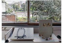 EXPOSITION : CIRCUITS BIJOUX / LA HEAD - GENEVE, UN BIJOU D'ECOLE Fondation suisse / Pavillon Le Corbusier