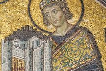 Vroegchristelijke en Byzantijnse stijl 300-800