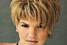 short hair / by Tara Gutherless- Trisdale