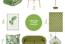 Interiors | Pantone