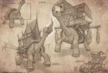 Fantasy koncepty