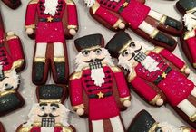 Icing Ideas: Christmas: Nutcracker