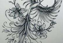 tatoo femme plume