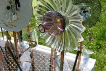 glass craft / by Norma Edgington
