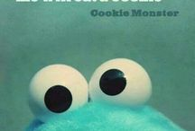 Om nom nom Cookie Monster
