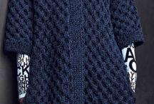 pletené kabatky