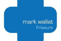 mark wallat Friseure Booklet / Information über den Salon - Our Image Lookbook