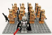 Star wars minifigures toys custom army blocks lego rebels