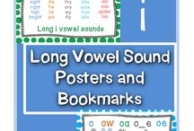phonic long vowels
