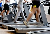 Task Unification - Treadmill / Additional task can be assigned to people doing the treadmill. Treadmill can generate a lot energy. A lot of equipments in the gym can be built in a way that they can generate energy.