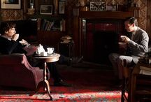Sherlock Holmes Inspired / If only Benedict Cumberbatch was included
