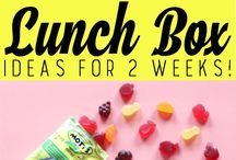 ideas for lunches