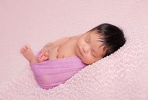 London Newborn Baby Photographer - Anna Wiecek Photography / newborn photography girl