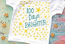 100th day T-shirt